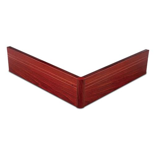 木纹铝合金地脚线