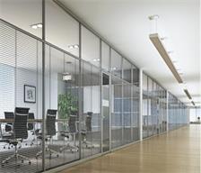 办公室高隔间